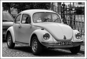 VW Beetle in Maastricht by OnayGencturk