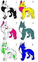 Wolf Adopts 2 by love-the-adopts