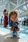 Touching Mini Chun li by ChrisNext