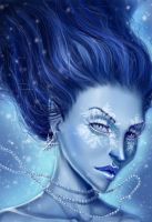 Winter Queen by Caleb-Brown
