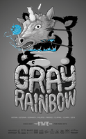 GRAY RAINBOW EXHIBITION by The-Kiwie