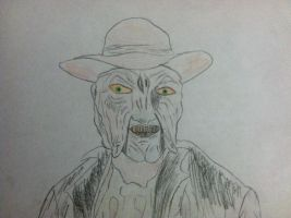 jeepers creepers by sideshowricky