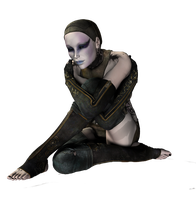 STOCK PNG dark thoughts by MaureenOlder