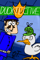 DUCK-TECTIVE by DeeIsBrowsing