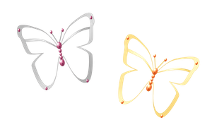 Butterfly Charms *FREE TO USE* by SweetSunshine10