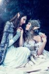 Elves by Lycilia