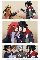 IM Tales Ch. 9 Family by TwinEnigma