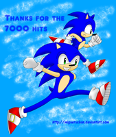 Thanks for the 7000 hits by migueruchan