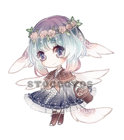 [CLOSED] ADOPTABLE: ROSARY XXXXIV by Staccatos