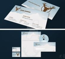 Deer Corporate Design by design-on-arrival