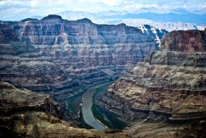 Beauty of the Grand Canyon by eanimusic