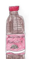 Share a Coca-Cola with Francine - bottle by dth1971