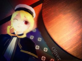 [MMD] Oliver: The Darkest side of me. by KirinAkumachi