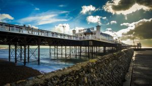Palace Pier by amipal