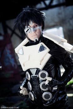 Cosplay Photoshoot - Sechs: Battle Angel Alita (6) by Drakkashi