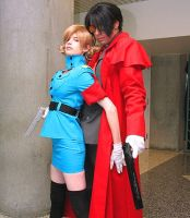hellsing by daydreamernessa