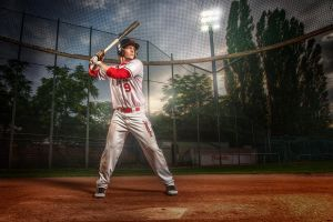 BASEBALL by CalvinHollywood