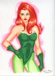 Poison Ivy - Animated by JamieFayX