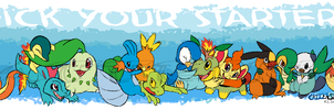 Pick Your Starter by Cattensu