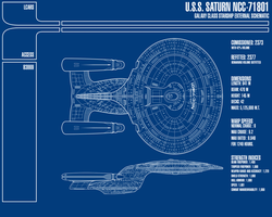 LCARS Blueprint type thing by Bmused55