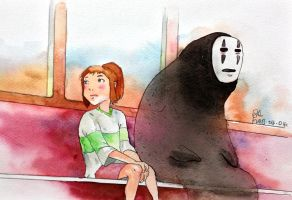spirited away by young920