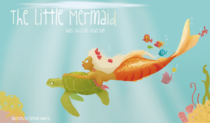 The Little Mermaid by matthoworth