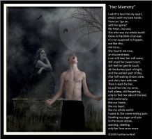 Her Memory - Collaboration by VisualPoetress