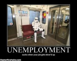 Stormtrooper Star Wars Demotivational Poster-s by ShinyLugia16XD