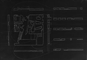 Section/Plan by memding