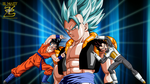 Gogeta Super Saiyan Blue - The Ultimate Fusion by el-maky-z