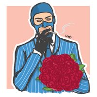 Spy   Flores by strahldelune