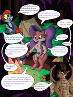 Amanda comic page 02 by Jdracous