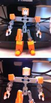 Action Formers - Nail (generic bot) in hand by wulongti