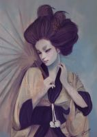 Geisha by bhav12