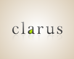 Clarus Logo by dFEVER