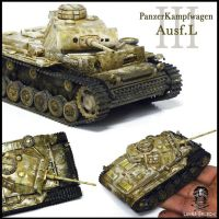 Panzer. III by AlessandroBruschi