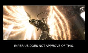 Imperius does not approve by Farael-Hikari