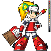 - SSB4 Style - Sanitary HD Sprite by Availation