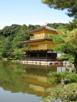 Temple of Gold...Kyoto. by phasai