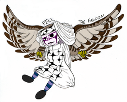 Pell chibi coloured by Te-double-gz