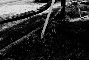 usless fence III by obscure-shadow