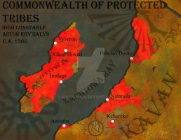 The Commonwealth c.a. 1360 by Egnoramus