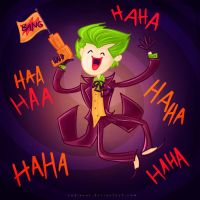The Joker by CodiBear