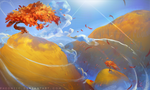 Autumn by Pheoniic