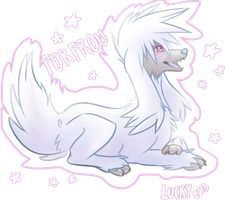 omg a FURFROU by LuckyPaw