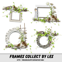 Frames Collect By Les by yenlonloilop7c