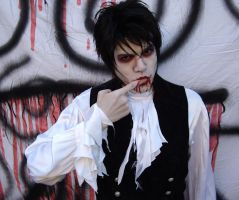 Barnabas Collins by MisterSeed