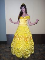 Belle (Ball Gown) Otakon 2011 by TrueChimaera