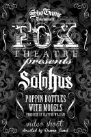 SolNHus FOX Theatre RWC Flyer by GrahamPhisherDotCom