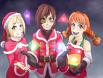 Rogue's Christmas by xCaelNocturne